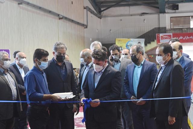 گشایش نمایشگاه مصالح ساختمانی و تاسیسات در یزد